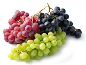 ВИНОГРАД - полезные свойства, противопоказания, состав, калорийность.