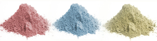 Косметическая глина: виды, свойства, применение.