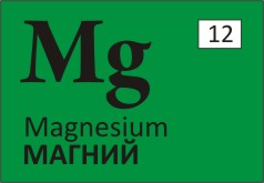 МАГНИЙ: потребность и влияние на организм. В каких продуктах содержится.
