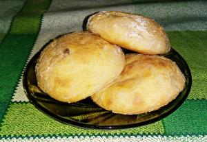 Сырники из цельнозерновой муки в духовке (пошаговый рецепт с фото).