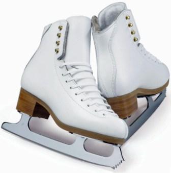 Польза катания на коньках.