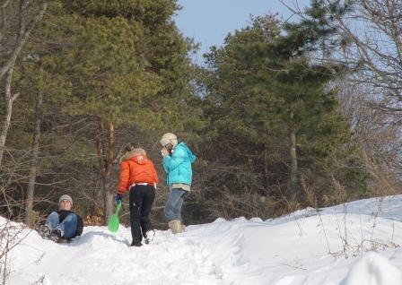 Польза зимнего активного отдыха
