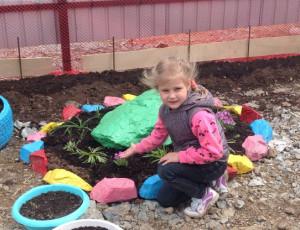 Во что поиграть с ребенком весной на даче?