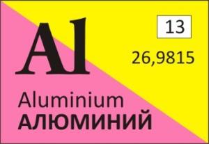 АЛЮМИНИЙ: потребность и влияние на организм, источники алюминия (продукты, содержащие алюминий).